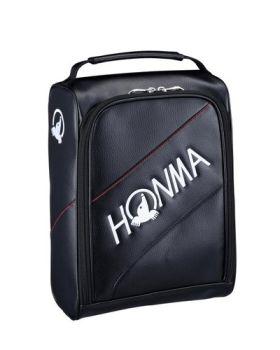 Honma SC12001 Shoe Case - Black