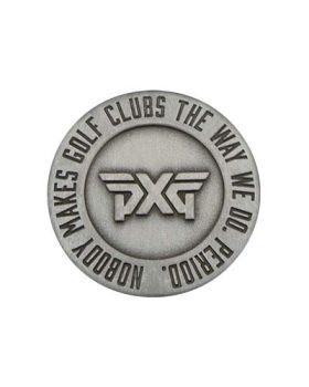 PXG Standard Ball Marker - Chrome