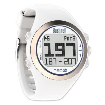 Bushnell Neo Xs GPS Rangefinder Watch - White