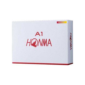 HONMA A1 Golf Balls - Multicolour