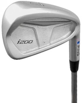 Excellent Condition Ping i200 Irons 4-PW Project X 6.0 Stiff Flex Shaft