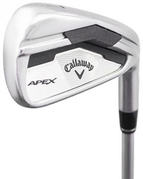 Excellent Condition Callaway Apex Pro 16 Irons 3-PW* with Project X 5.5 Steel Shaft