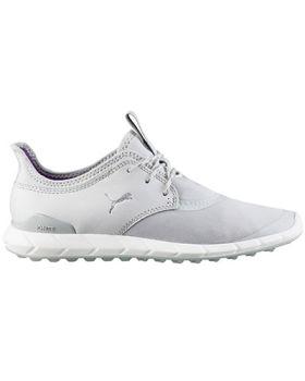 Puma Women's Ignite Spikeless Sport Golf Shoes - Gray/Violet