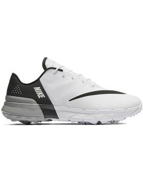 Nike Women's Fi Flex Golf Shoes - White/Anthracite/ Wolf Grey/Black