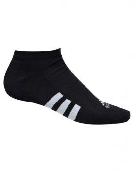 Adidas No-Show Socks - Black/Stone