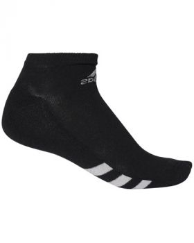 Adidas Ankle Socks 3 Pairs - Black