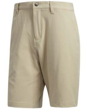 "Adidas Ultimate365 9"" Shorts - Raw Gold"