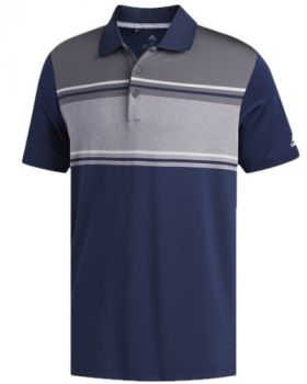 Adidas Ultimate365 Competition Polo Shirt - Collegiate Navy/Grefiv/Grthht