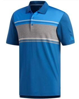 Adidas Ultimate365 Competition Polo Shirt - Dark Marine/Blue