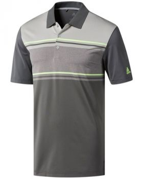 Adidas Ultimate 2.0 Classic Merch Polo - Grey Five/Grey Two