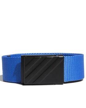 Adidas Webbing Belt - True Blue