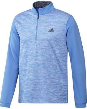 Adidas Core 1/4 Zip Jacket - Blue