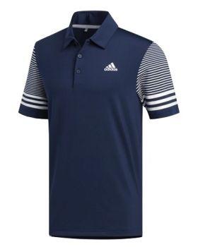 Adidas Ultimate365 Gradient Polo Shirt - Collegiate Navy