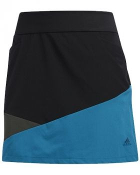 Adidas Colorblocked Skort - Black