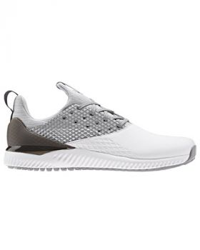 Adidas Adicross Bounce 2.0 Shoes - Cloud White/Silver Met/Grey Two
