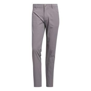 Adidas Men's Go-To Five-pocket Golf Pants - Grey Three