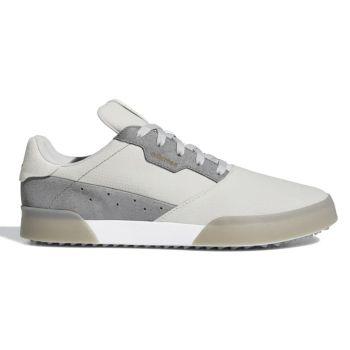 Adidas Men's Adicross Retro Spikeless Shoes - Grey Two/Cloud White/Grey Four