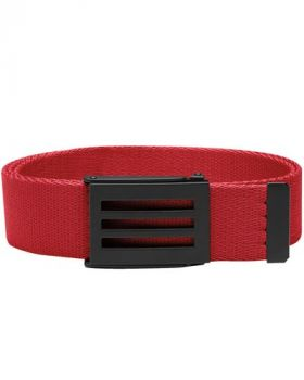 Adidas Webbing Belt - Scarlet