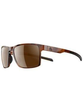 Adidas AD30 Wayfinder Sunglasses - Brown Havanna/Brown