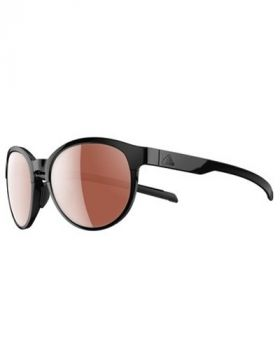 Adidas AD31 Beyonder Sunglasses - Shiny Black/LST Active Silver