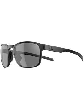 Adidas AD32 Protean Sunglasses - Black Matt/Grey Polarized