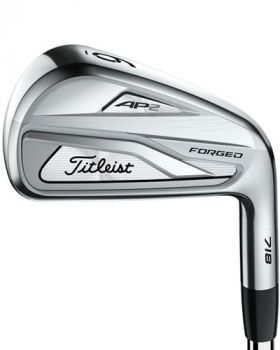 Titleist AP2 718 4-PW Iron Set with Project X LZ 6.0 Shaft