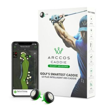 Arccos Caddie Smart Sensors (3rd Latest Generation)