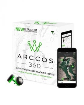 Arccos 360 Golf Performance Tracking System