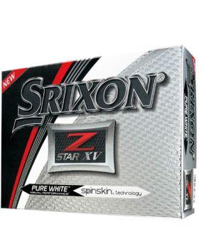 1 Dozen Srixon Z-Star XV Golf Balls or BUY 2 DOZEN GET 6 BALLS FREE*