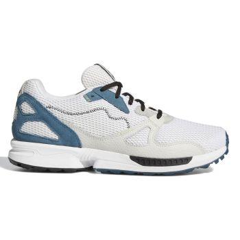 Adidas Men's Adicross ZX PrimeBlue Golf Shoes - Grey Three/Pulse Yellow/Grey Two