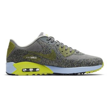Limited Edition Nike Air Max 90G NRG Golf Shoes - White/Dust/Black/Cyber