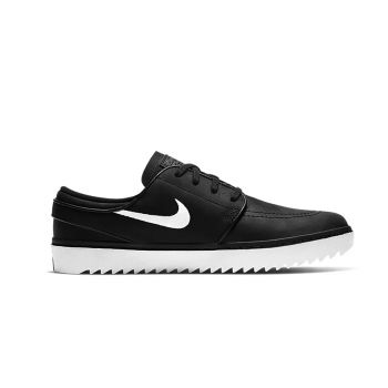 Nike Men's Janoski G Golf Shoes - Black/White