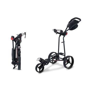 Big Max Autofold FF Push Cart Trolley