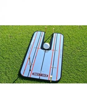 "Eyeline Golf Classic Putting Mirror (Large 9.25"" X 17.5"")"