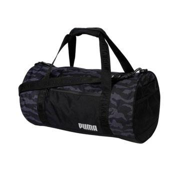 Puma Unisex Golf Barrel  Bag - Black