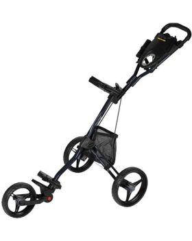 Bag Boy Express DLX Pro Push Cart - Matte Black/Charcoal
