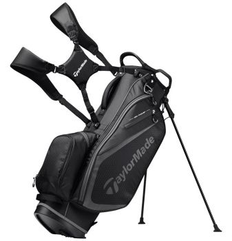 TaylorMade Select Stand Bag - Black / Charcoal