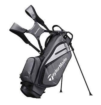 TaylorMade Select Stand Bag - Grey / Black