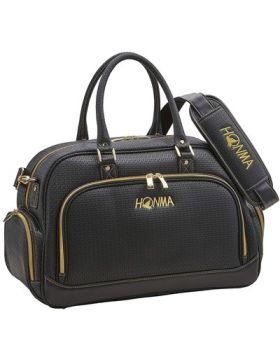 Honma Boston Bag - Black