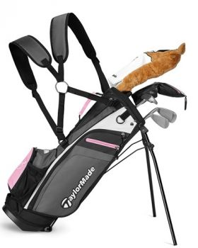 TaylorMade Rory 4+ Pink Kids Set
