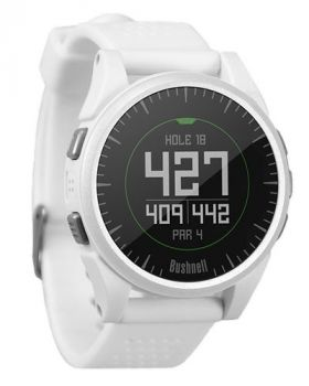 Bushnell Excel Golf Watch - White