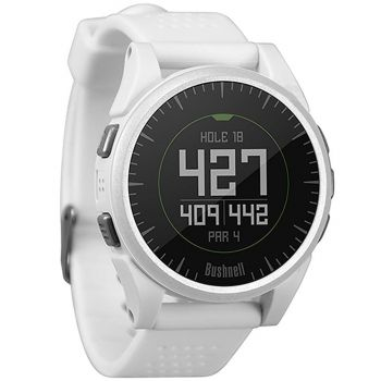 Bushnell Excel GPS Golf Watch - White