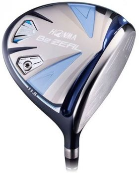 Honma Women's Be Zeal 535 11.5* Driver with L-Flex Shaft