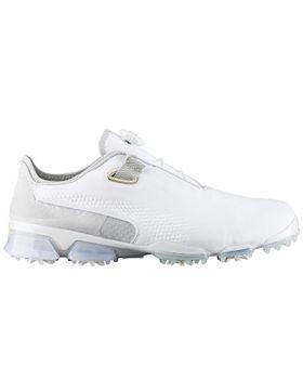 Puma Titantour Ignite Premium Disc Golf Shoes - White