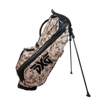 PXG Lightweight Carry Stand Bag - Camo Khaki
