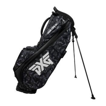 PXG Lightweight Carry Stand Bag - Camo Black