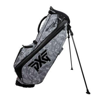 PXG Lightweight Carry Stand Bag - Camo Grey