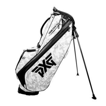 PXG Lightweight Carry Stand Bag - Camo Light Grey