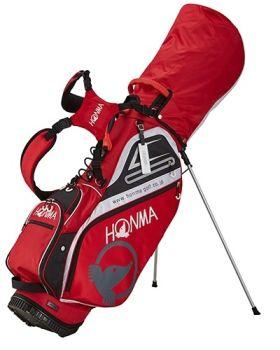 Honma CB-1811 Caddy Bag - Red