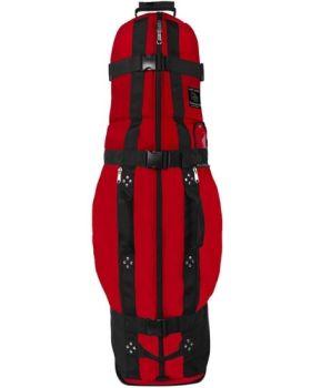 Club Glove Last Bag Collegiate Travel Cover - Red
